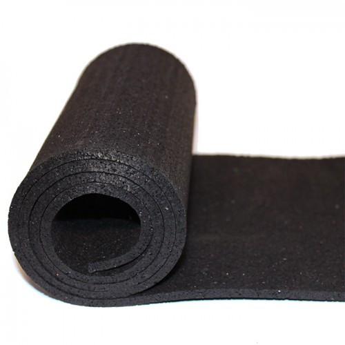 Резино-каучуковые покрытия 6 мм черный