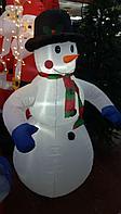 "Надувная фигура ""Снеговик"" 1.8 метра"