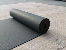 Резино-каучуковые покрытия 12 мм черный