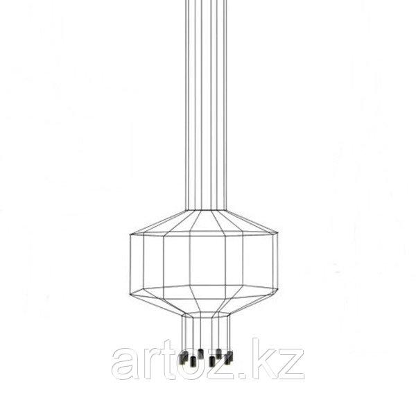 Подвесной светильник Wireflow 0299 Pendant Light