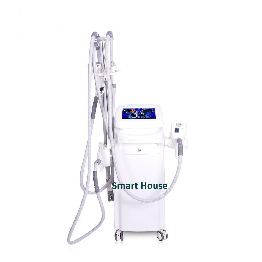 Аппарат вакуумно-роликового массажа и фокусированной кавитации