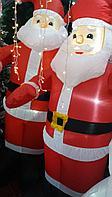 "Надувная фигура ""Дед Мороз"" 2.1 метра"