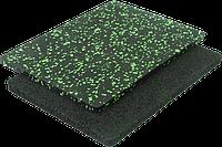 Резино-каучуковые покрытия 3 см коричневый, зелёный