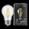 Лампа Gauss LED Filament Graphene A60 E27 15W 4100 К