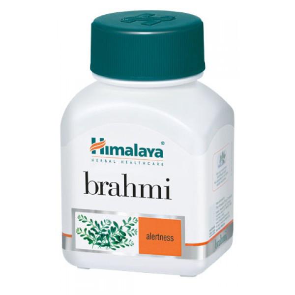 Himalaya Brahmi, Натуральный препарат, для восстановление нервной системы и омоложения, 60 таблеток - фото 2