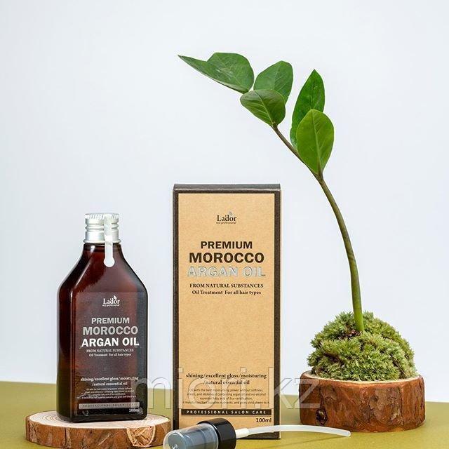 Аргановое масло для волос LA'DOR Premium Argan Hair Oil