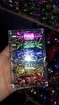 Новогодняя игрушка в виде конфеты