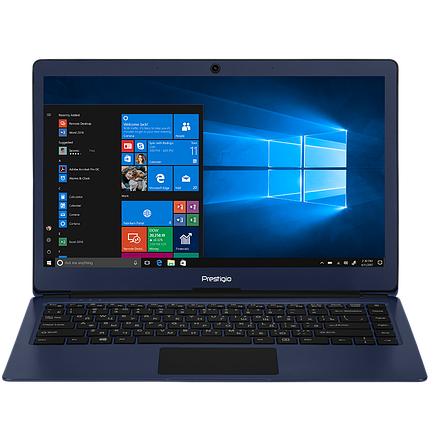 "Тонкий ноутбук Prestigio SmartBook 133S, 13.3"" (1920*1080), Blue, фото 2"