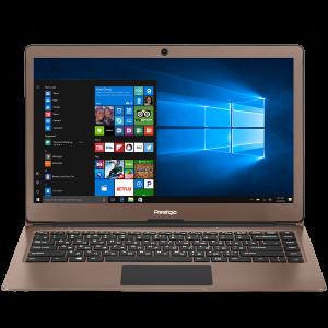 "Тонкий ноутбук Prestigio SmartBook 133S, 13.3"" (1920*1080), Dark brown"