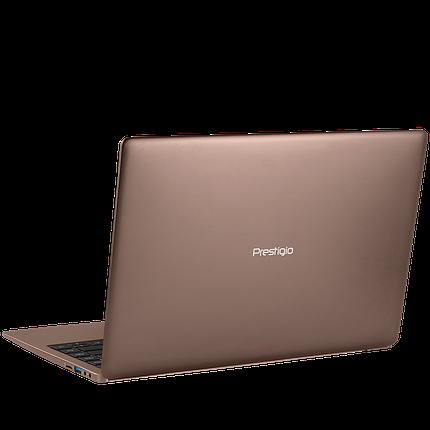 "Тонкий ноутбук Prestigio SmartBook 133S, 13.3"" (1920*1080), Dark brown, фото 2"