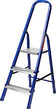 Лестница-стремянка стальная, 3 ступени, 60 см, MIRAX