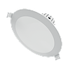 Светильник Gauss Кругл. Белый, 11W, 940 Lm LED 4100K 1/20