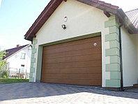 Гаражные ворота TLC – филенчатые гаражные ворота, фото 1