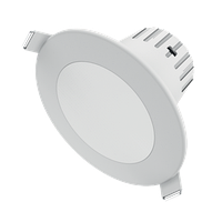 Светильник Gauss Кругл. Белый, 7W, 520 Lm LED 4100K 1/20