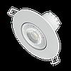 Светильник Gauss Кругл. Белый, 6W, 520 Lm LED 4100K