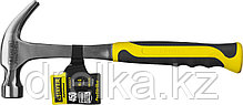 """Молоток-гвоздодер STAYER """"PROFESSIONAL"""" цельнометаллический с двухкомпонентной рукояткой, 450г, фото 2"""
