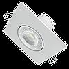 Светильник Gauss Квадрат. Белый, 6W, 500 Lm LED 2700K 1/40