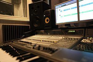 Звукозапись в студии в Алматы