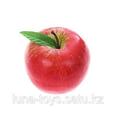 """Муляж """"Яблоко"""" 6*7 см"""