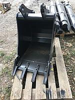 Ковш стандартный 600мм для экскаваторов-погрузчиков Hidromek 102S,102B