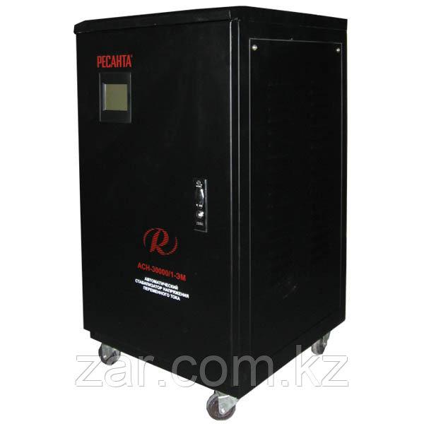 Ресанта АСН-30000/1-ЭМ Стабилизатор однофазный электромеханический