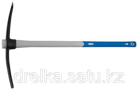 Кирка 2000г с фиберглассовой рукояткой, ЗУБР Профессионал 20175-20, фото 2