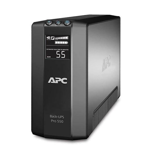 Источник бесперебойного питания APC Back-UPS Pro 550