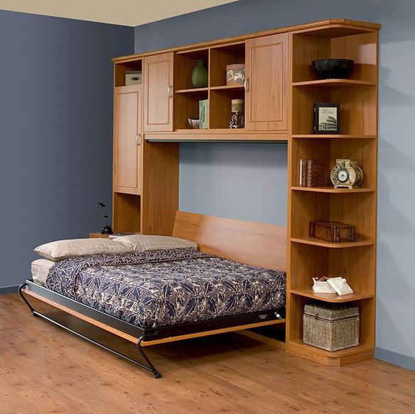 горизонтальная кровать - трансформер -1