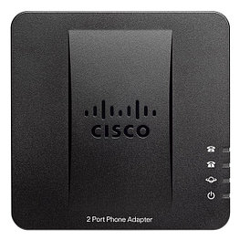 SIP-адаптер Cisco SPA112