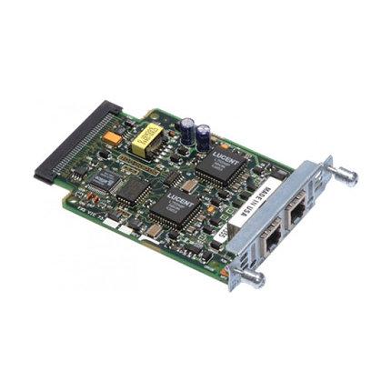 Модуль Cisco VIC2-2FXO=, фото 2