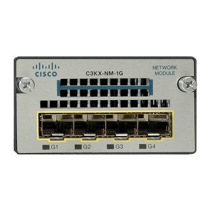 Модуль Cisco Catalyst C3KX-NM-1G, фото 2