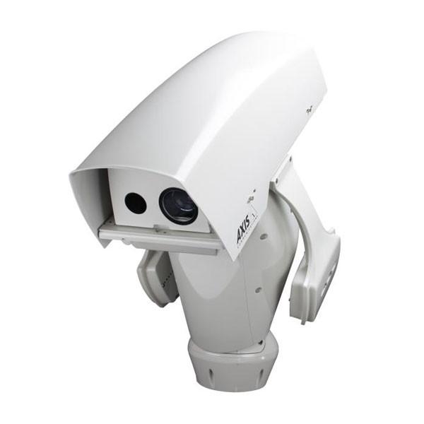 Тепловизионная IP-камера AXIS Q8722-E 60мм Dual PTZ