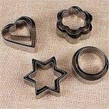 Металлические формочки для печенья, фото 3
