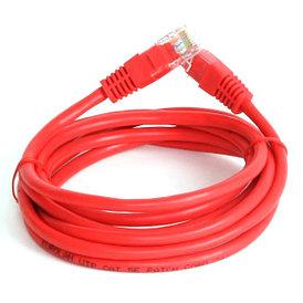Патч-кабель EuroLan UTP Cat5e 2м красный