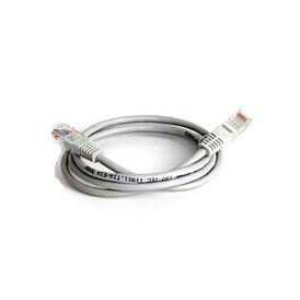 Патч-кабель EuroLan UTP Cat5e 1м серый