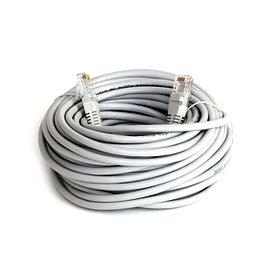 Патч-кабель EuroLan UTP Cat5e 15м серый