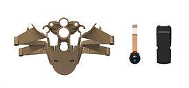 Камера и корпус Jumping Sumo коричневый