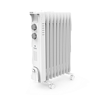 Радиатор электрич. 7 секц. масл. 1500Вт BС бел. Timberk TOR 21.1507 BC