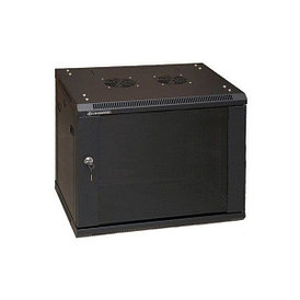 Шкаф настенный 9U Linkbasic WCB09-645-BAA-C
