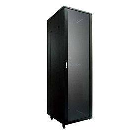 Шкаф напольный 42U Linkbasic NCB42-810-DFA-C