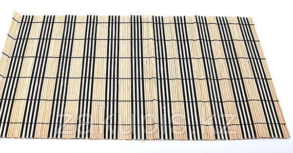Бамбуковый коврик на стол