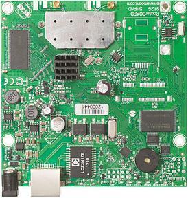 Плата MikroTik RB911G-2HPnD