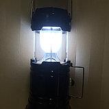 Кемпинговый фонарь на солнечной батарее, фото 2