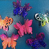Заколка для волос «Бабочка», фото 2