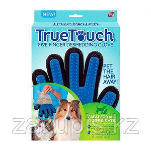 Перчатка для шерсти домашних животных