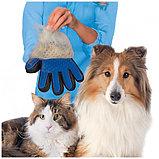 Перчатка для шерсти домашних животных, фото 2