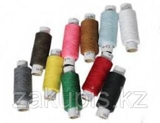 Набор цветных ниток