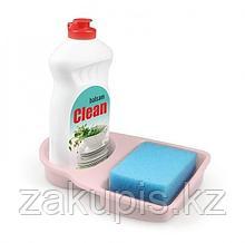 Подставка для моющего средства и губки