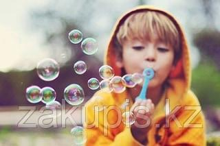 Мыльные пузыри маленькие