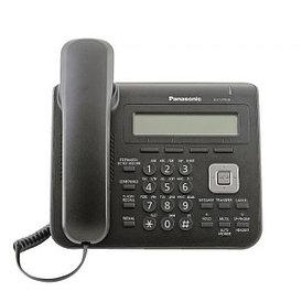 SIP телефон Panasonic KX-UT123RU-B